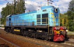 Spare parts to locomotives