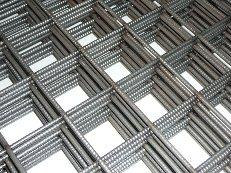 Grid welded reinforcing 100kh100kh10mm; 2,0х4,0 m