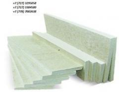 Plates fire-resistant of ceramic fiber