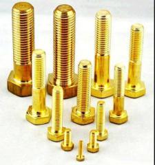 Fixture construction - (brass)