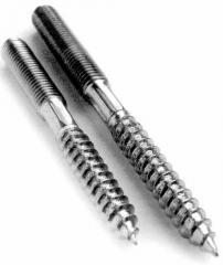 Screw hairpin