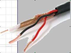 Production cable in assortmen