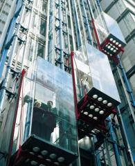 Elevators and lift equipmen