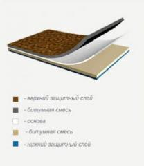 Materials waterproofing for galleries and STANDARD