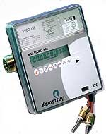 Heat meter of ultrasonic Multical UF in Kostanay