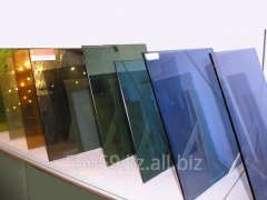 Декоративное стекло в Алматы