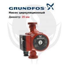 Circulation pulser Grundfos Up-basic 25-6