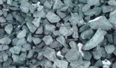 Crushed stone granite for construction
