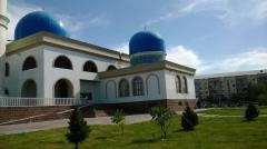 Domes for mosques from fibreglass