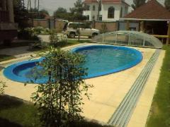 Pools rectangular (sizes 10х4, depth 1,7m)