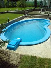 Polymeric pools