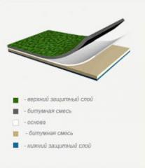 Waterproofings of metal coverings