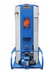 Котел водогрейный газовый напольный  Jeil STS 500