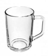 Кружка (стекло),  арт.09с1433