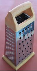 The grater is 4-sided, an art. NZh302