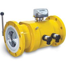 Турбинные счетчики газа промышленные TRZ