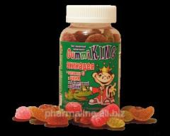 Gummi King - Эхинацея плюс витамин С