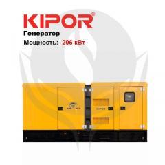 Diesel KDE12EA3 KIPOR open generator