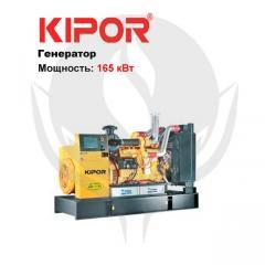 Commercial power station of KDE180E3 KIPOR