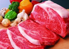 Sale beef meat
