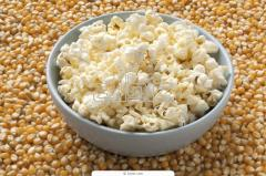 Antiprigarny additive for popcorn