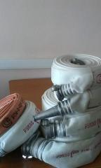 Fire hoses RPK SIBTEKS of Du 50, assembled with GR