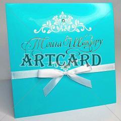 VIP пригласительные от  Artcard