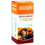Анандин препарат противовирусный для животных