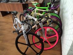 Bicicletas de pistas