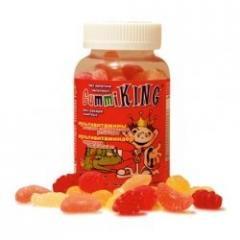 Gummi King - Мультивитамины без сахара