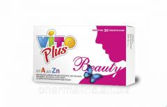 Beauty a vitamin and mineral complex for women