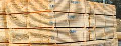 Timber from Aktobe the Wood