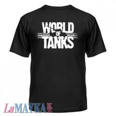 T-shirts with prints of World of tanks (2)