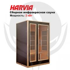 Combined infrared sauna of Radiant SGC1210BR