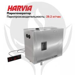 Harvia Helix PRO 22 steam generator built-in