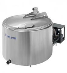 Dairy tank cooler of the company Delaval