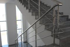Handrail, Ladder protections