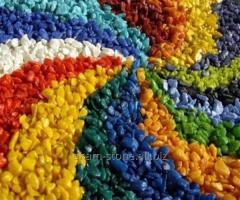 Цветной щебень для ландшафтного дизайна
