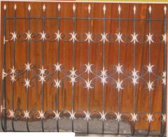 Решетки металические