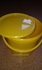 Capacity container
