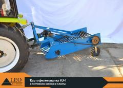 Оборудование навесное на тракторы