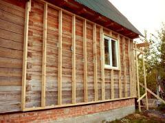 Obreshetka wooden