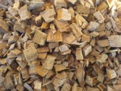 Wood crushed Altey.kz