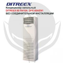 Floor DITREEX-60 R410A conditioner: DFE-60AEN1