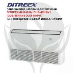 Floor and ceiling DITREEX-48 R410A conditioner: