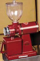 The coffee grinder is electric, an art. 881101