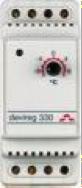 Терморегуляторы серии Devireg 330 для...
