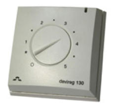 Devireg 130 temperature regulator