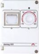 Терморегулятор Devireg™ 610 для наружных...