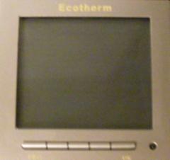 Терморегулятор ECOTHERM 600 (с датчиком пола)
